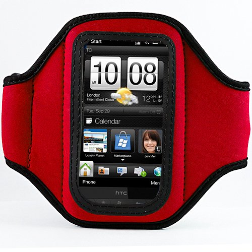Complete On The Go Smart Kit: Comfy Sport band / Workout Armband Adjustable Neoprene Velcro Strap For Sony Ericsson Spiro / Xperia Neo V / Xperia Play / Xperia Ray / X8 / X10 / X10 Mini Pro / Vivaz / Text Pro / Mix Walkman / Xperia PLAY Includes a Retrac аккумулятор cameronsino для sony ericsson play 2600mah cs черный