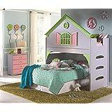 Twin Doll House Loft
