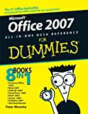 img - for Office 2007 All-in-One Desk Reference For Dummies book / textbook / text book