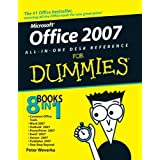 Office 2007 All-in-One Desk Reference For Dummies ~ Peter Weverka