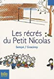img - for Les recres du Petit Nicolas (Folio Junior) (French Edition) book / textbook / text book