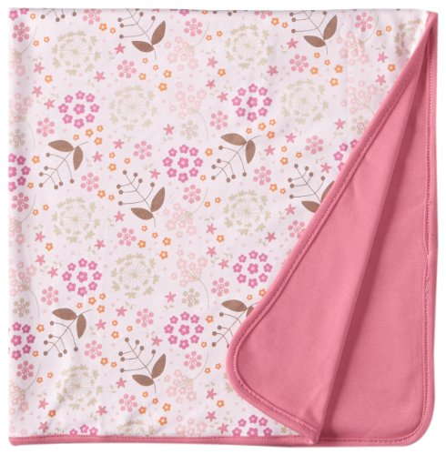 Magnificent Baby Baby-Girls Newborn Reversible Blanket - 1