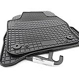Gummimatten Seat Ibiza / Ibiza ST Original Qualität Gummi Fußmatten NEU 4-teilig schwarz