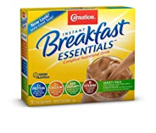 buy Carnation Instant Breakfast Essentials, Variety Pack, 10 Count, 1.26-Ounce Units (Pack Of 3)