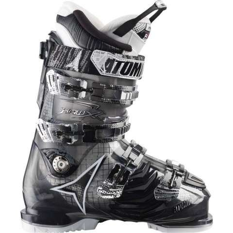 Atomic Hawx 100 2011/12 black/grey