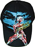 Iron Maiden Somewhere In Time Flex Fit Hat Cap