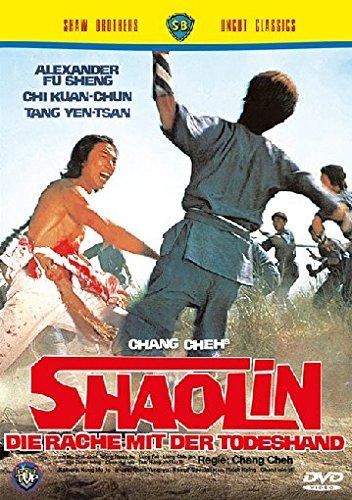 Shaolin - Die Rache mit der Todeshand - Uncut