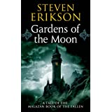 Gardens of the Moon: Book One of The Malazan Book of the Fallenby Steven Erikson