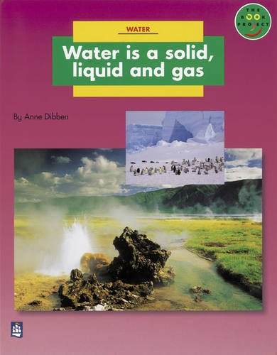 Longman Book Project: Non-Fiction: Level B: Water Topic: Wat: Small Book