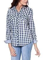 Tantra Camisa Mujer (Azul)