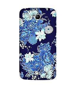 Blue And Night Samsung Galaxy Mega 5.8 Case
