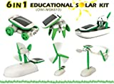 51pDvkexA3L. SL160  OWI 6 in 1 Educational Solar Kit