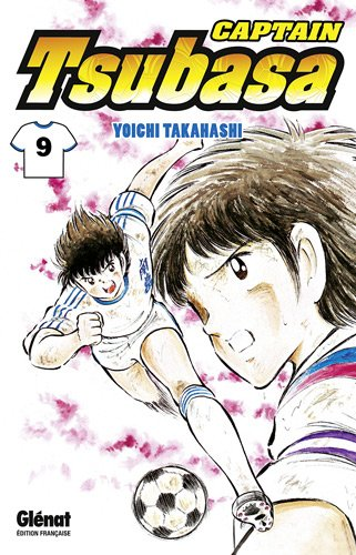 Captain Tsubasa n° 9 Aux portes de la finales !