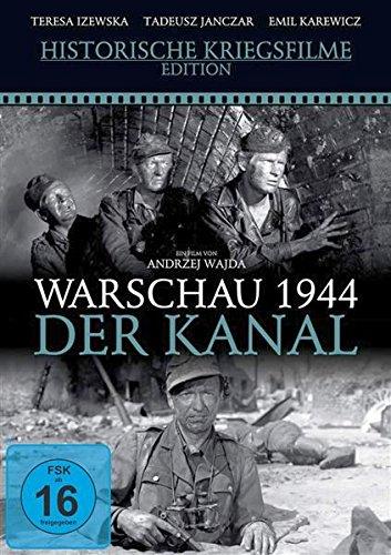 Warschau 1944 - Der Kanal, 1 Dvd