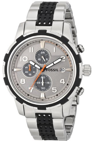 Fossil Analog Multi-Color Dial Men's Watch - FS4888 (multicolor)