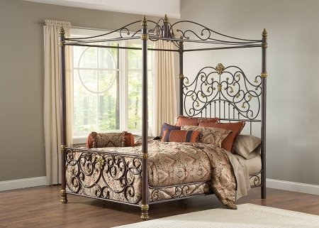 King Size Canopy Bedroom Sets 168237 front