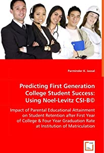 retention rate of first generation college students From the college enrollment to graduation  graduation rates5 meanwhile, the  high school diploma  first-generation college students uniquely benefit from.