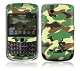 Camo Design Protective Skin Decal Sticker for BlackBerry Bold 9650 Cell Phone