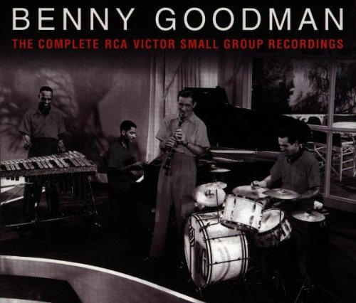 Benny Goodman - Jazz Cafe Sampler - Zortam Music