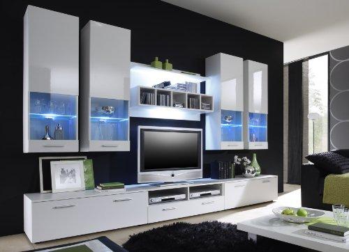 Wohnwand ikea weiß  Yarial.com = Wohnwände In Ikea ~ Interessante Ideen für die ...
