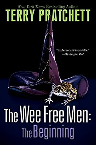 book cover of The Wee Free Men: The Beginning
