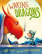Waking Dragons by Jane Yolen cover image