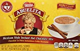Abuelita Instant Cocoa, 8-1 Oz Envelopes, 2 Pack