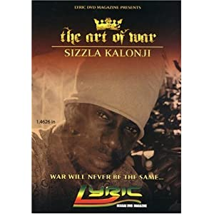 SIZZLA - THE ART OF WAR movie