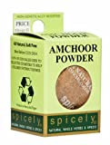 Spicely All Natural and Certified Gluten Free Amchoor Powder ....... Low Rate Shipping Applies