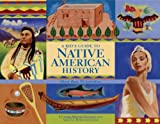 img - for A Kid's Guide to Native American History: More than 50 Activities (A Kid's Guide series) book / textbook / text book