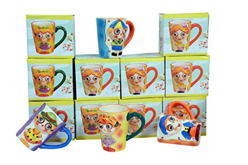 Eye Candy Birthday Return Gifts Mugs X 15 Piece