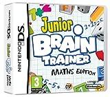 echange, troc Junior Brain Trainer Maths Edition (Nintendo DS) [import anglais]