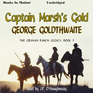 Captain Marsh's Gold Audiobook