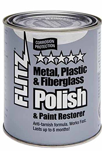 Brand New Flitz Polish - Paste - 2.0 Lb. Quart Can