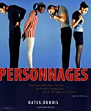 Personnages: An Intermediate Course in French Language and Francophone Culture (Cengage Acquisition)