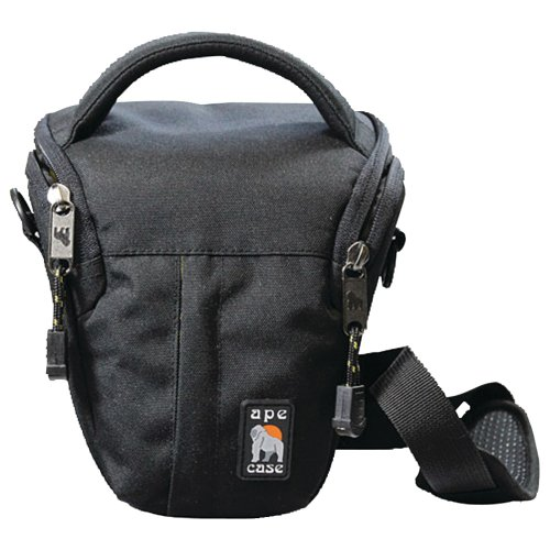 51pEENVJ2cL Ape Case Compact Digital SLR Holster Camera Bag (ACPRO600)