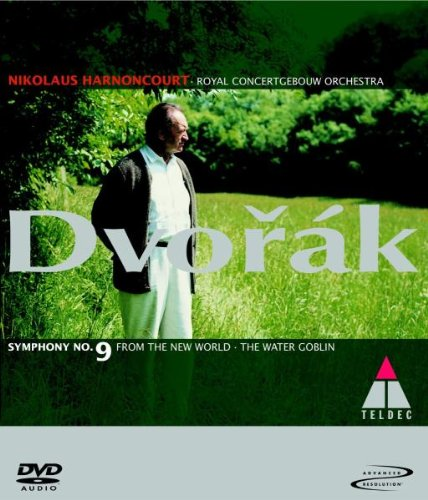 Dvorak : Symphony No.9 & The Water Goblin [DVD AUDIO]