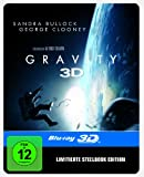 DVD - Gravity Steelbook (2D/3D) (exklusiv bei Amazon.de) [3D Blu-ray] [Limited Edition]
