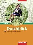 Durchblick Erdkunde - Ausgabe 2008 für Realschulen in Niedersachsen: Schülerband 7 / 8
