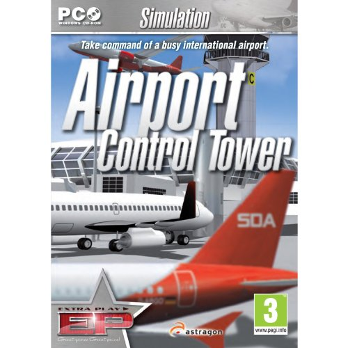 Airport Control Tower (Pc Cd) (Uk Import)