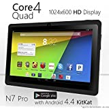 NeuTab N7 Pro 7'' Quad Core Google Android 4.4 KitKat Tablet - Black