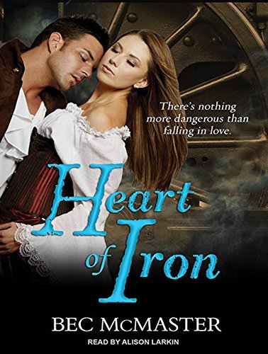 Heart of Iron (London Steampunk) by Bec McMaster (2013-06-03) (Bec Inc compare prices)