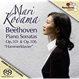 """Sonates pour piano op.101 et op.106 """"Hammerklavier"""""""