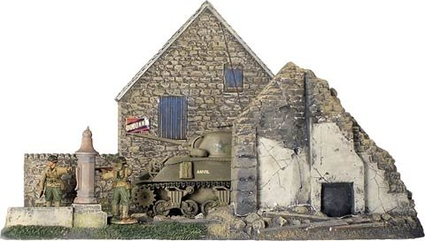 Buy Low Price Corgi Corgi D-Day Surrender Diorama 1 Figure (B000BRK3ZO)