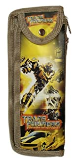 Transformers Pencil Bag Pouch Yellow