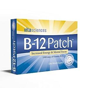 Vita Sciences Vitamin B-12 Patch