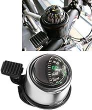 Bicycle Bike MTB Compass Metal Alarm Ring