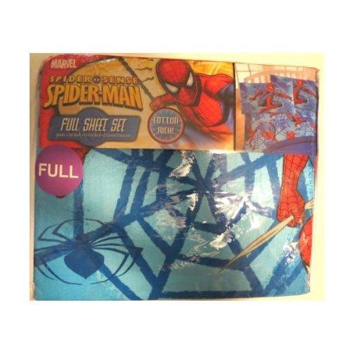 Spiderman Bedding Set 2108 front