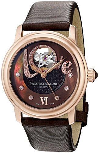 Frederique Constant FC310CLHB2P4 - Reloj para mujeres