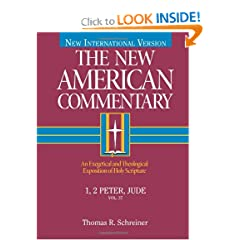 The New American Commentary: 1, 2 Peter, Jude (New American Commentary, 37)